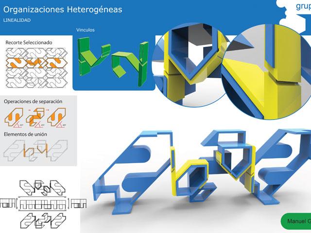 Organizaciones heterogéneas